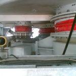 PFM-Kompensatoren in U-Form rund, für Rauchgas 250°C