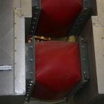 Kompensator in Sekundärluftleitung